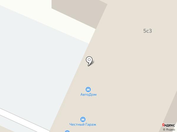 Ермак на карте Рязани