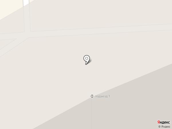 Студия-парикмахерская на карте Северодвинска
