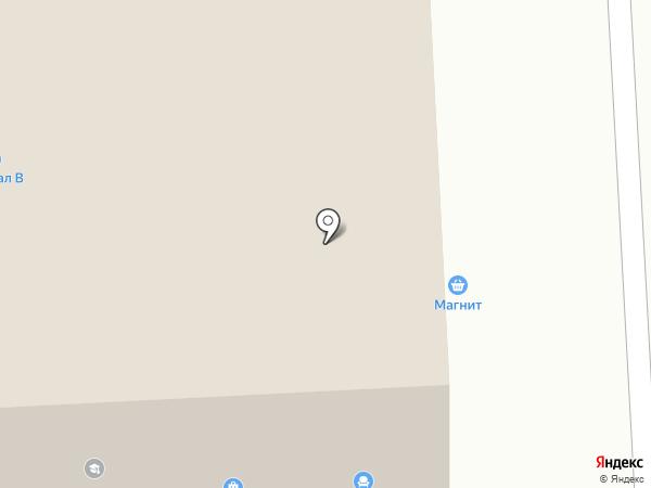 Магазин детской одежды на карте Северодвинска