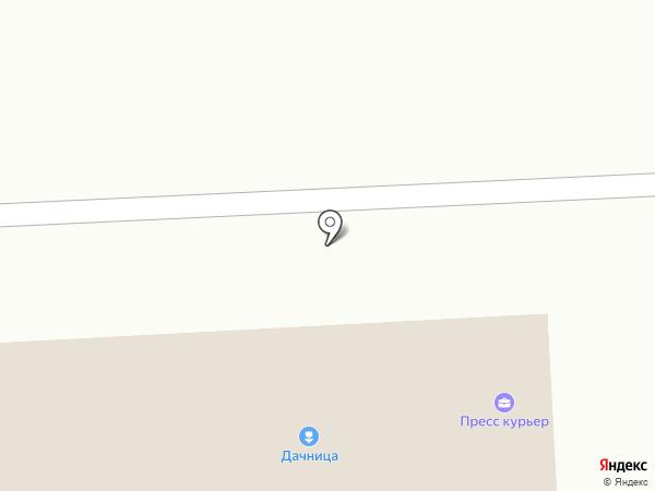 Арендная компания на карте Северодвинска