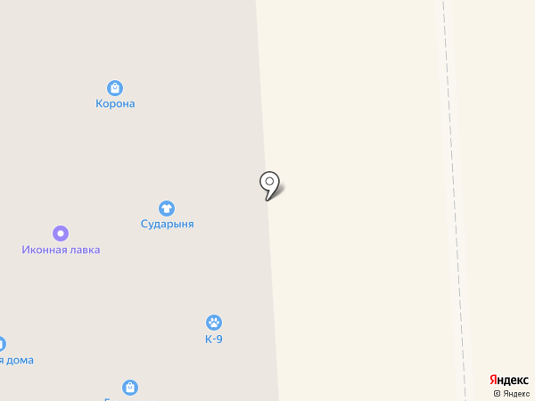 Платежный терминал, Мособлбанк, ПАО на карте Северодвинска