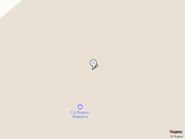 Магазин товаров для дома и дачи на карте Вологды