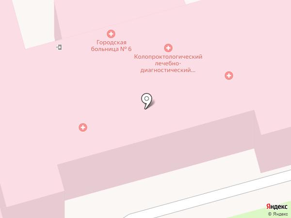 ТИС-ФАРМ на карте Ростова-на-Дону