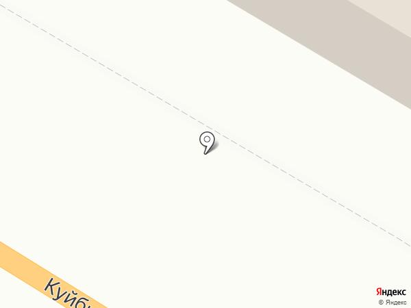 Арманд на карте Рязани