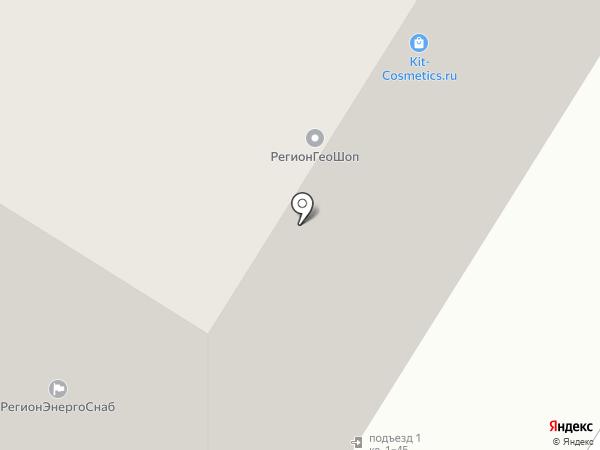 РегионЭнергоСнаб на карте Рязани