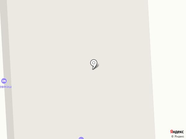 Участковый пункт полиции, Отдел полиции №6 на карте Северодвинска