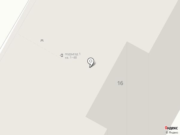 Врачебный кабинет на карте Ярославля