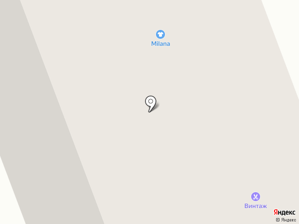 Смирнова на карте Северодвинска