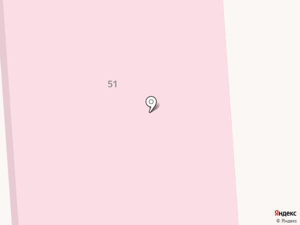 Северодвинский родильный дом на карте Северодвинска