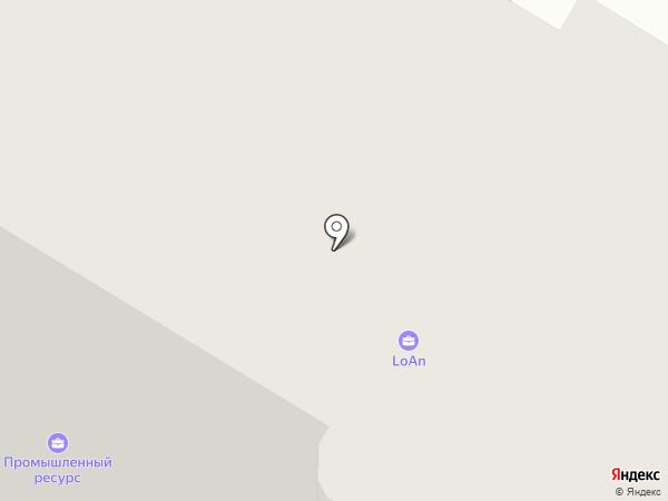 Промышленный Ресурс Сочи на карте Сочи