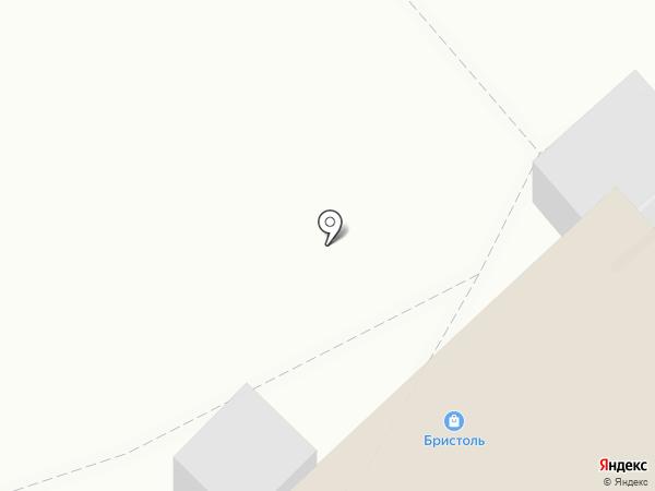 Невский на карте Ярославля