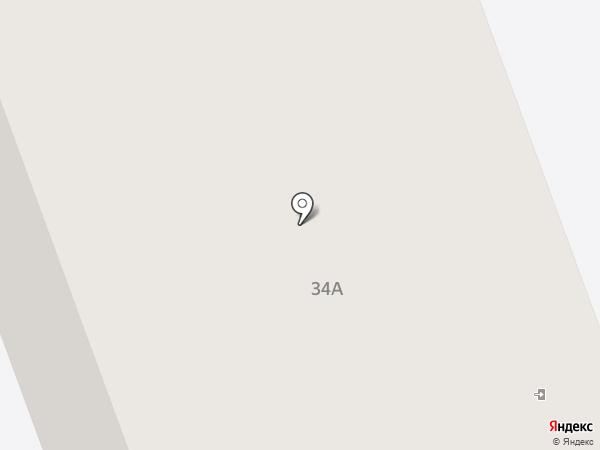 Общежитие на карте Северодвинска