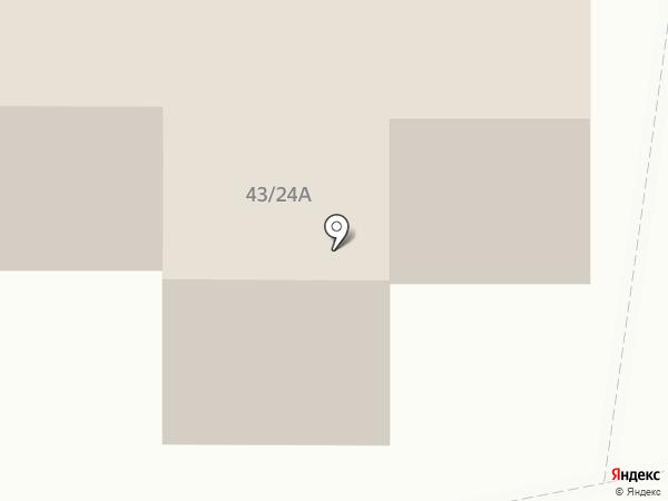 Храм во имя иконы Божией Матери Умиление на карте Ростова-на-Дону