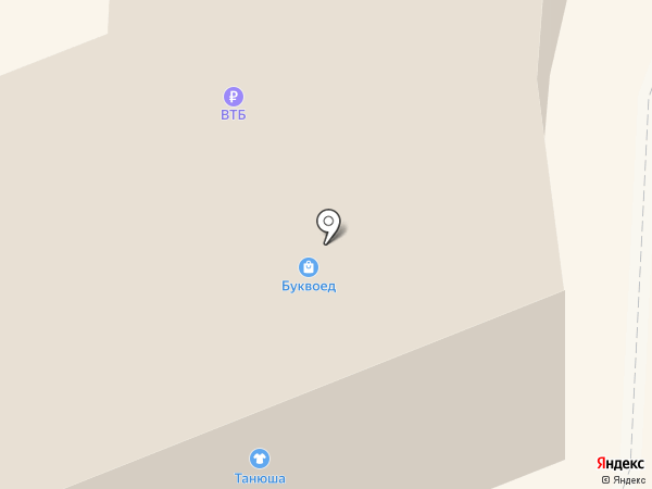 Besтия на карте Северодвинска
