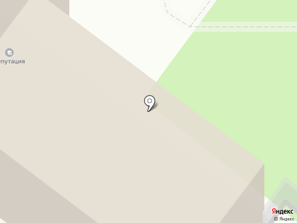 ЖКХ-СЕРВИС на карте Рязани