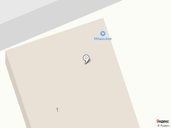 Торговая компания на карте Северодвинска