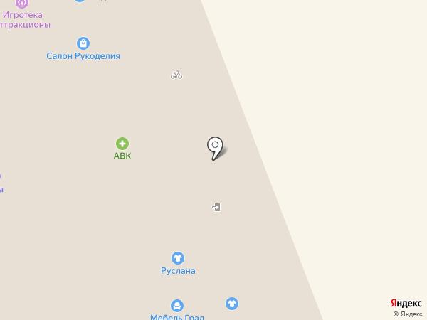 Lingerie на карте Северодвинска