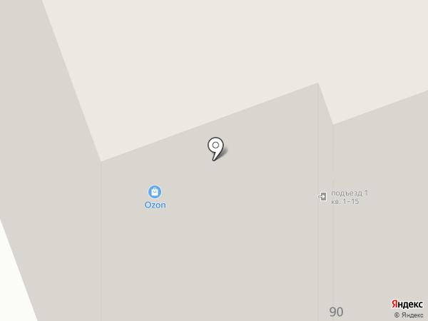 НАФТАКОМ на карте Северодвинска