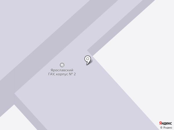 Фотошкола на карте Ярославля