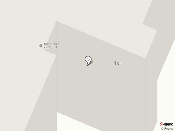 Юля на карте Рязани