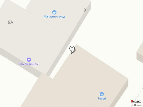 Таганрогская Птицефабрика на карте Ростова-на-Дону