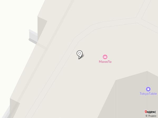 МаниЛа на карте Рязани