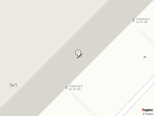 Кристалл, ТСЖ на карте Рязани
