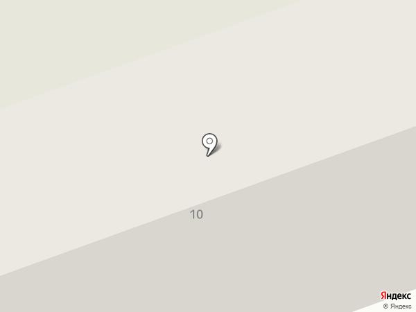 Милано на карте Северодвинска