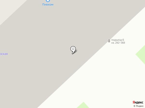 Яросвет на карте Ярославля
