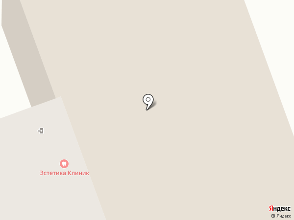 Центр детской стоматологии на карте Северодвинска