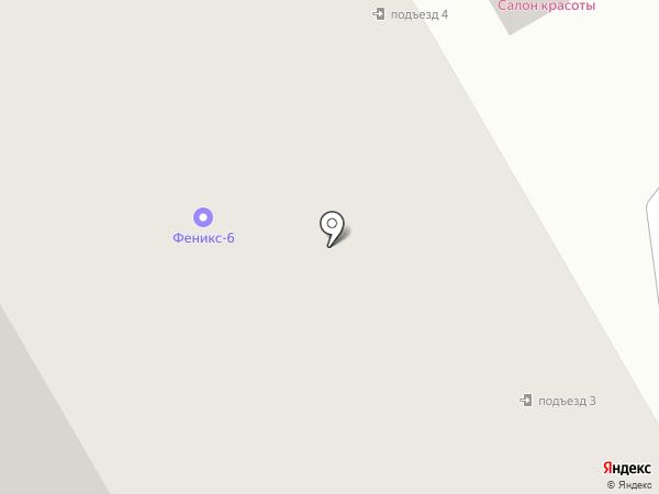 Феникс-6 на карте Ивняков