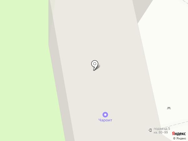 Электрик-Липецк на карте Липецка