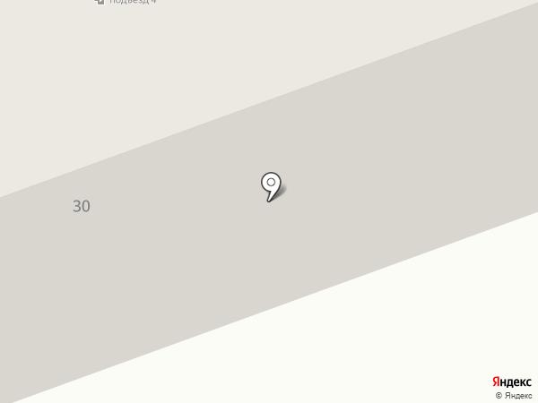 Фемида на карте Северодвинска