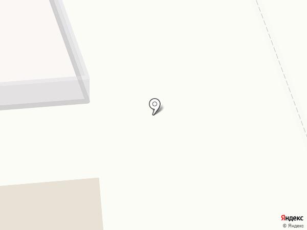 Стикс на карте Северодвинска