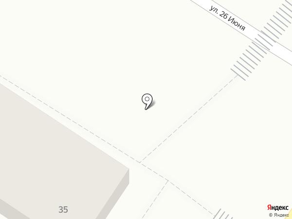 Национальный платежный сервис на карте Ростова-на-Дону