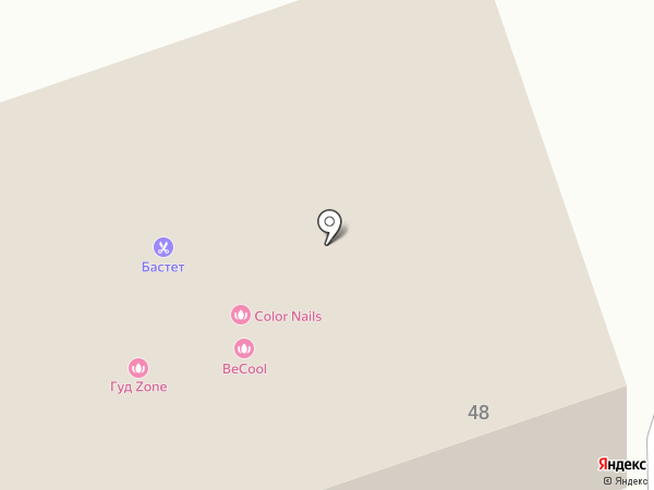 Чуб-Чик на карте Северодвинска