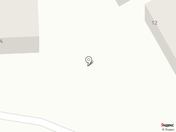 Мацеста на карте Сочи