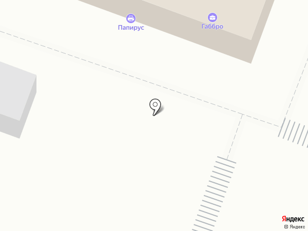 Габбро-плюс на карте Рязани