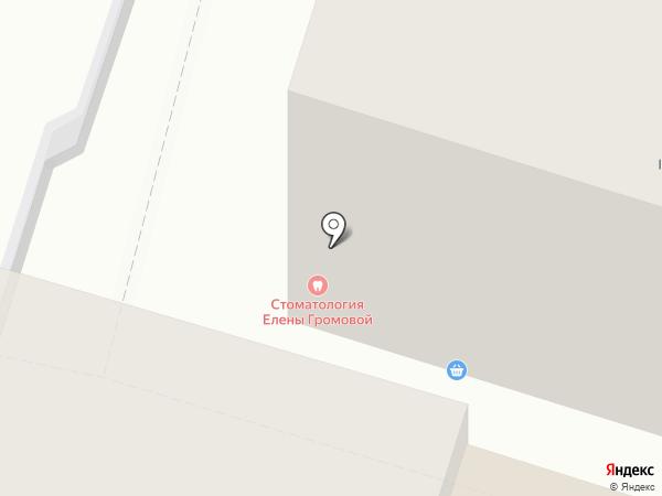 Касимовское шоссе дом 61, ТСЖ на карте Рязани