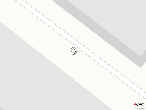 Гараж сервис на карте Северодвинска