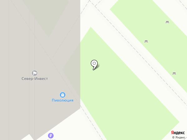 Светлое & Темное на карте Ярославля