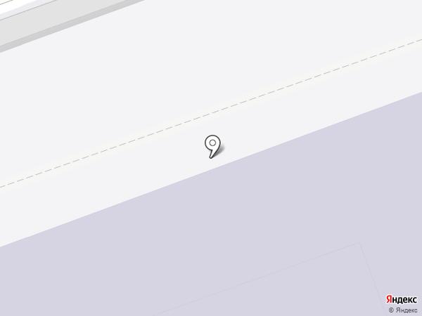 Детско-юношеский центр на карте Северодвинска