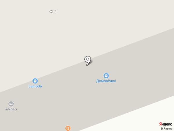 Промтоварный магазин на карте Северодвинска