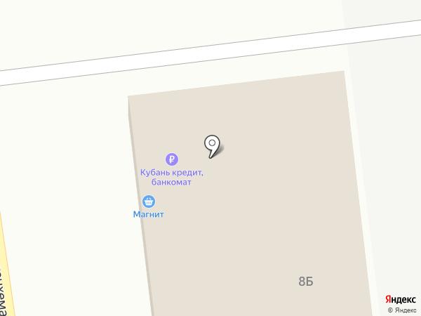 Цветочная лавка на карте Сочи