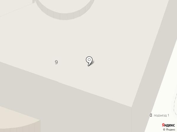 Мартини на карте Рязани