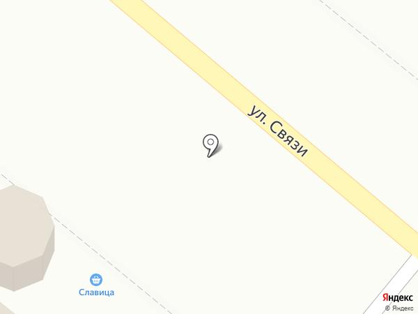 Лилия на карте Рязани