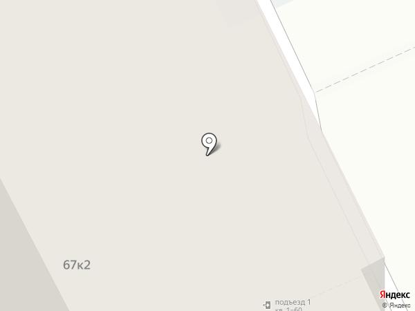 Топливотрейд на карте Рязани