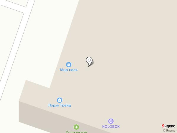 Тихая гавань на карте Рязани