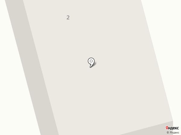Ярославский на карте Ивняков