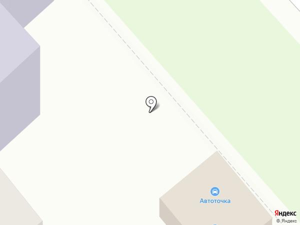 АВТОТОЧКА на карте Ярославля